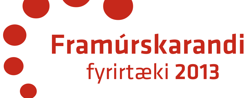 Hugvit hf hlaut viðurkenninguna Framúrskarandi fyrirtæki 2013